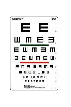 Visual Acuity Picture Chart Vision Chart Eye Chart Latest Price Manufacturers