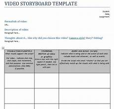 Sample Video Storyboard 40 Professional Storyboard Templates Amp Examples Free