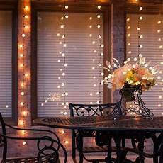 How To Make A String Light Curtain Spoiler Alert Diy Curtain Lights Are Easier Than You