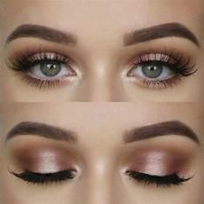 gorgeous pink chagne eyeshadow look maquillaje de