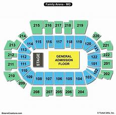 Usair Arena Seating Chart Family Arena Seating Chart Seating Charts Amp Tickets