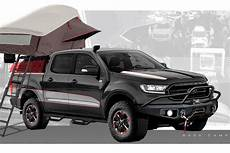2019 ford concepts 2019 ford ranger road concepts to sema roadshow
