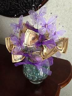 monetary gift for bridal shower all found at dollar tree