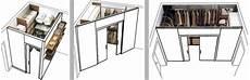 cabina armadio misure minime dori design