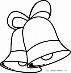 coloring page for toddlers bells