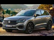 Touareg Vw 2019 by 2019 Vw Touareg Larger Practical And More Powerful Than