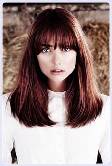 Different Types Of Bangs Chart The 20 Different Types Of Bangs Which One Will You Pick