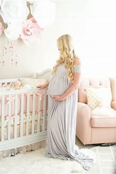 Newborn Baby Room Lighting My Baby Girl S Nursery A Touch Of Pink