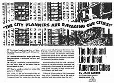 Death And Life Of Great American Cities The Death And Life Of Great American Cities Random House A