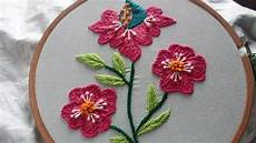 embroidery designs beautiful flower design stitch