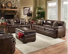 Leather Sofa And Loveseat Sets For Living Room Png Image by Brown Bonded Leather Sofa Set Casual Living Room Furniture