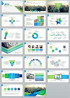 Free Creative Powerpoint Templates 20 Simple Business Report Creative Powerpoint Template