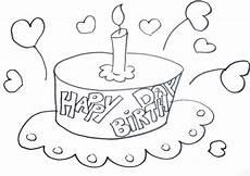 Malvorlagen Geburtstag Gratis Ausmalbilder Geburtstag 35 Free Ausmalbilder