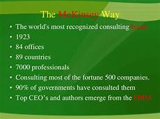 Lighting The Way Mckinsey The Mckinsey Way Quot How Consulting Company Works Quot