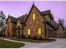 $2.69 Million 12,000 Square Foot Newly Built Mansion In Magnolia, TX   Homes of the Rich