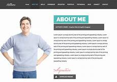Personal Resume Website Example How To Make A Personal Resume Website From A Wordpress Theme