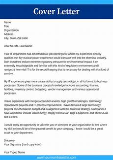 Free Downloads Cover Letters Download Cover Letter Professional Sample Pdf Templates