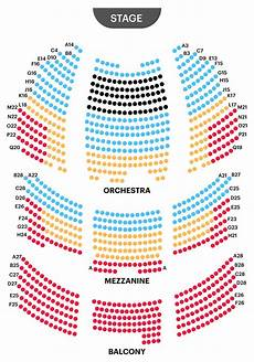 Stern Theater Seating Chart Diana Seating Guide Longacre Theatre Seating Chart