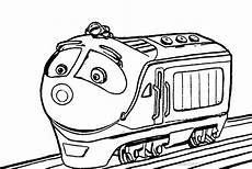 koko from chuggington coloring pages free printable