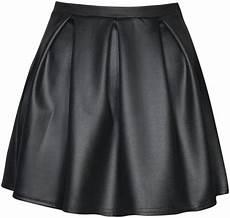 black skirt transparent background