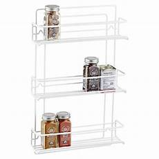 3 shelf wire spice rack the container store