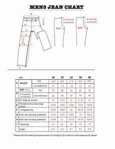 Dynamite Jeans Size Chart Jeans Size Chart Bruin Blog