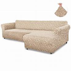 Throw Slipcover Sofa 3d Image by L Shaped Sofa Slipcover Right Jacquard 3d