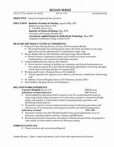 Entry Level Nursing Resume Objective Resumes Make A Entry Level Objective Rn Plus Best