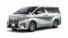 Toyota Mpv 2020 by Toyota Looking To Launch Luxury Premium Alphard Mpv