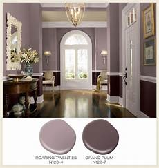 Light Mauve Wall Paint Colorfully Behr Tonal Color Styling