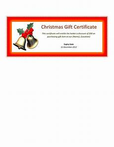 Movie Gift Certificate Template 40 Free Gift Certificate Templates Template Lab