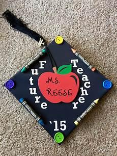 education graduation cap graduation cap for education majors graduation