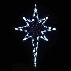 Led Lighted Star Of Bethlehem Led Star Of Bethlehem 4 8 White