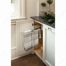 three prong pull out towel bar richelieu hardware