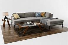 Sofa Table 3d Image sofa andes right arm with coffee table and accessories 3d