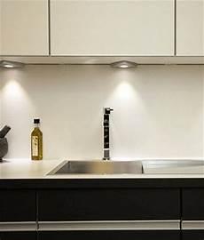 triangular led undercabinet lights low profile design