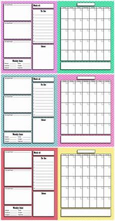 Printable Calendar Planner Free Printable Blog Planner And Calendar