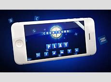"""""""Countdown"""" Gameshow Mobile App for iPhone, iPad and"""