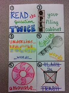 Testing Strategies Anchor Chart Thesciencepirate Test Taking Skills Foldable