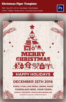 Office Christmas Party Flyer Templates 88 Christmas Flyer Templates Psd Ai Illustrator Word