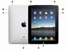 Ipad Features Hardware Features Of The First Generation Ipad
