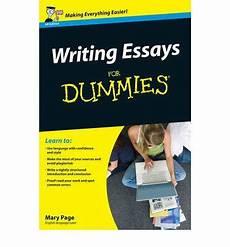 Essays For Dummies Writing Essays For Dummies Australia