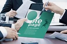 One Page Flyer Bundle Of One Page Flyer Mockups Freebie Designhooks