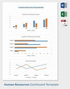 Employee Dashboard Template Hr Dashboard Template 26 Free Word Excel Pdf