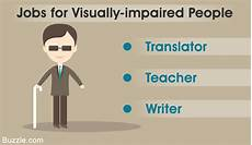 Jobs For Visually Impaired Vision S Not In The Eye Best Jobs For Visually Impaired