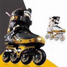 Roller Skates With Lights In Wheels Illuminating Inline Skates Pu Wheels Full Light Up Led