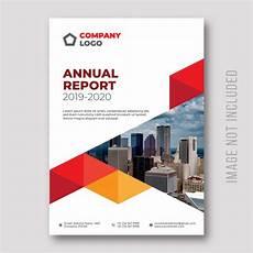 Annual Reports Cover Designs Annual Report Cover Design Premium Vector
