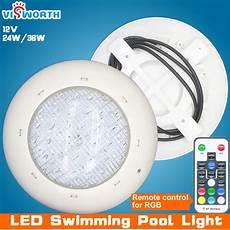 12v Swimming Pool Lights Wholesale Swimming Pool Light 24w 36w Ac Dc 12v Rgb Remote