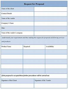 Sharepoint Proposal Template Request For Proposal Template Playbestonlinegames