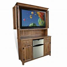 rustic shaker outdoor tv cabinet
